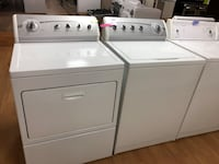 Kenmore white washer and dryer set  Woodbridge, 22191