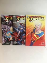 Supergirl Graphic Novels Mississauga, L5C