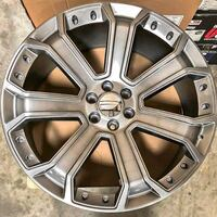 22 Inch GM Factory Wheels SET OF 4 Sterling Heights