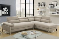 2–pcs sectional on sale only at elegant Furniture  Fresno, 93710