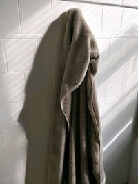 Tan Towel. Large and Soft. Already broken-in. Los Angeles, 90004