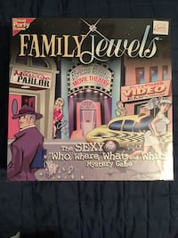 Brand New California Exotic Novelties Family Jewels Game - pickup in Aiea across Toys r Us Aiea, 96701