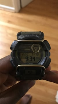 black and gray Casio G-shock digital watch Upper Marlboro, 20772