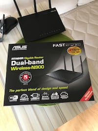 Asus RT N66R wireless router Markham, L3T 0A7