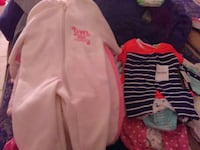 Babygirl6 and 6-9months clothes Las Vegas, 89108