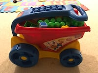 Mega Blocks with Wagon Manalapan, 07726