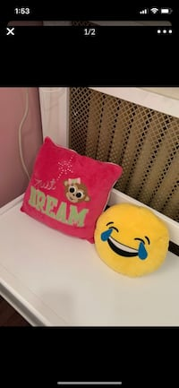 Throw pillows for kids bed