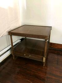 Very nice large side table with writing tablet  New Orleans, 70119