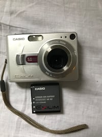 Camera, Casio exilim,5 Megapixel New London, 06320
