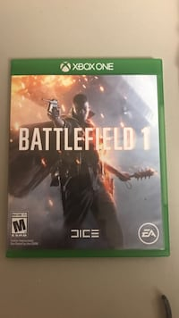 Battlefield 1 Xbox One ( Played 2 times ) Robert, 70455