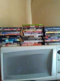 35 DVD's $20 or trade 2470 km