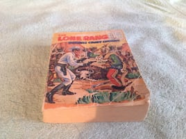 The Lone Ranger 1968 Vintage book
