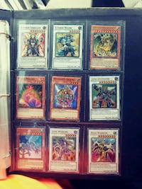 Yu-Gi-Oh trading card collection Midland, 79701