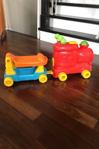 VTech sit to stand train Toronto, M8Y 4H8