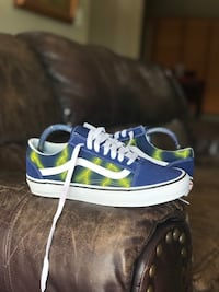 Custom - Old skool Vans Bakersfield, 93309