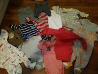 baby's assorted clothes Sterling Heights, 48311