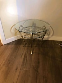 Newer glass coffee tables  Edmonton, T6R 0C2