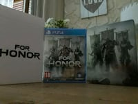 For honor PS 4 steelbook edition LIMITED 6813 km