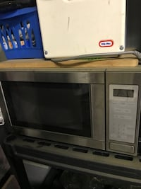 General electric microwave stainless steel London, N5X