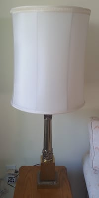 Vintage Brass Lamp Chadds Ford