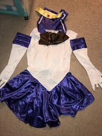 Sailor moon- Saturn Costume size L Springfield