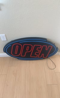 Led open sign Englewood, 80112