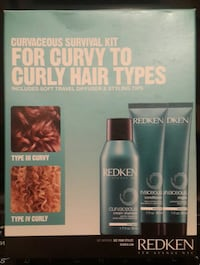 Redken 5th avenue nyc curvaceous survival kit box Westminster, 92683