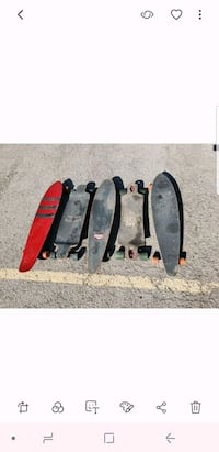 Longboard Skateboards  Oakville