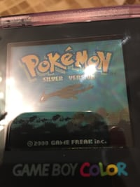 Pokemon Silver Game Toronto, M6M 1G7