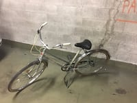 silver cruiser bicycle Mississauga, L5G 1L7