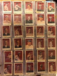 MLB/NFL CARD ALBUM HOYT WILHELM RANDY MOSS (PRICE NEGOTIABLE $$)