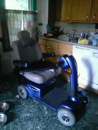blue and black mobility scooter Port Jervis, 12771