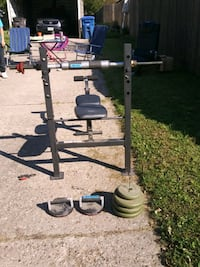 Weight bench  Des Moines, 50317