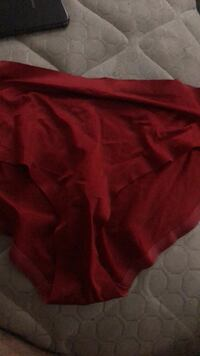 Red and black nike shorts Anaheim, 92806
