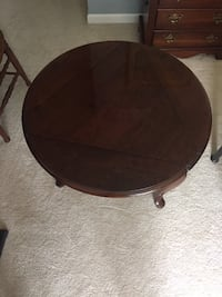 Solid Cherry End Table 463 km