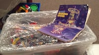 Knex training tower. Hundreds o. Pieces of knex! Vaughan, L4J 5L7
