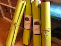 New Jade Yoga mats 4 for $120 or $50 each 45 km