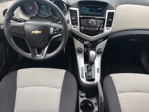 Chevrolet - Cruze - 2014 One Owner 6