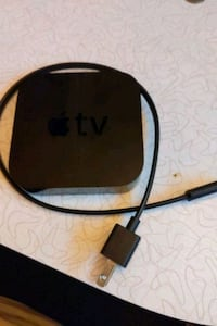 Apple TV 2nd generation 8 GB Black