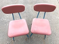 2 kids chairs (pair) Fargo, 58103