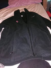 black zip-up jacket Frederick, 21702