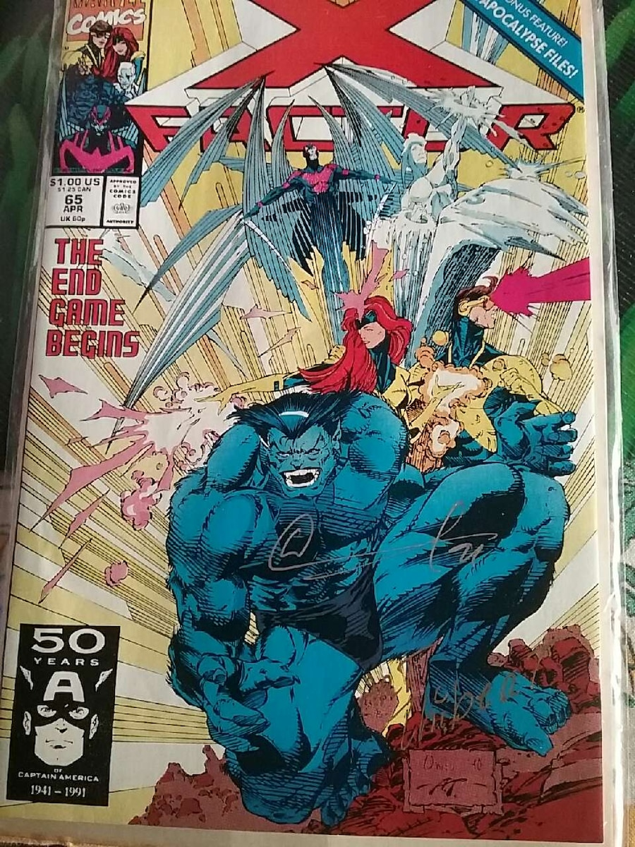 Used, marvel comics x factor for sale  Signal Hill