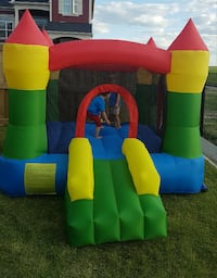 Bounce house and inflatables rental Airdrie