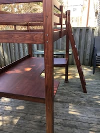 Solid Maple Loft Bed Kitchener, N2B 1W1
