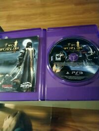 Two Worlds 2 Ps3 game Waterloo