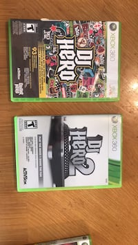 two Xbox 360 game cases 88 km