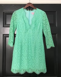 Lilly Pulitzer Lace Meryl Dress Washington, 20016