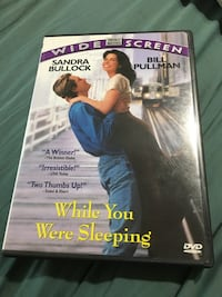 While You Were Sleeping DVD Franklin, 37064
