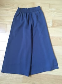 Aritzia Wilfred Wide Grey Culottes Size XS