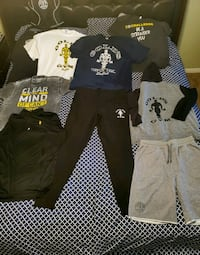 Golds Gym SoCal Workout/Casual Gear